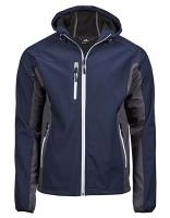 TJ9514N - Hooded Lightweight Performance Softshell